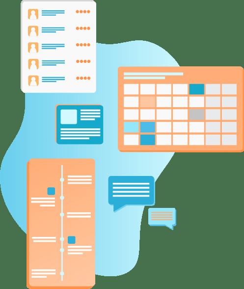 gestion client et recrutement